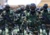 Election présidentielle : 625 soldats sénégalais déployés en Gambie
