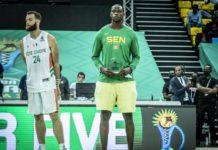 """La Tunisie sacrée, Gorgui dans le """"5 majeur""""...Toutes les récompenses de l'Afrobasket"""